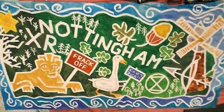 Copy of XR Nottingham New Members Social tickets