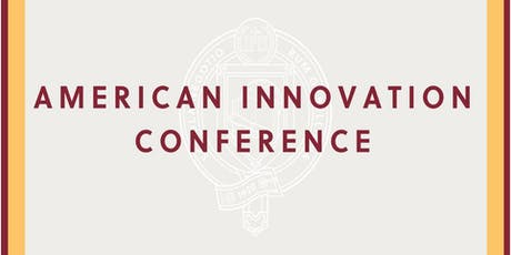 2019 American Innovation Conference  tickets