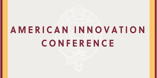 2019 American Innovation Conference