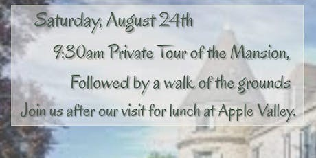 Grey Towers Tour of Mansion and Grounds tickets