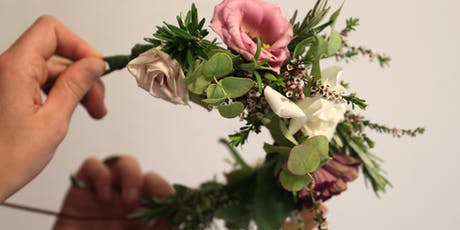 DIY Flower Crown Workshop  tickets