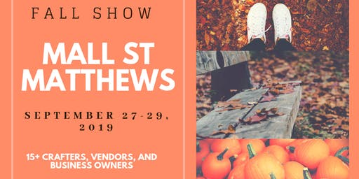 St. Matthews Mall Fall Show