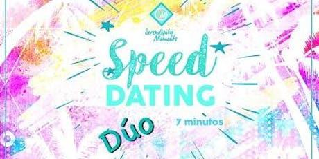 Speed Dating dúo entradas