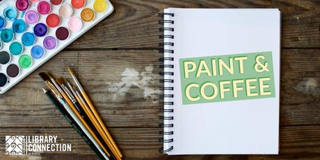 Paint & Coffee tickets
