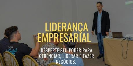 Liderança Empresarial  ingressos