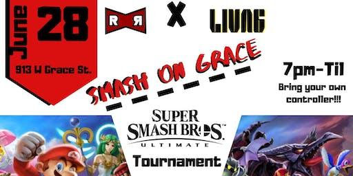Smash On Grace : Super Smash Bros. Ultimate Tournament!