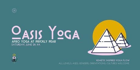 Oasis Yoga tickets