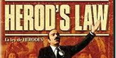 "Screening of ""La ley de Herodes"" (Herod's Law, Mexico, 1999)by Luis Estrada(English subtitles) tickets"