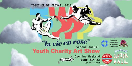 Together We Prevail 2nd Annual Youth Charity Art Show