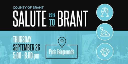 County of Brant - Salute to Brant 2019