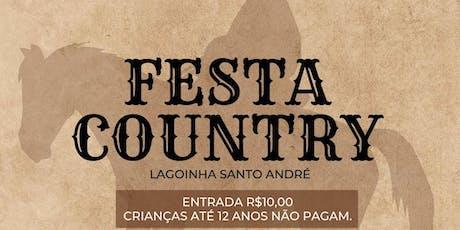 Festa Country Lagoinha ingressos