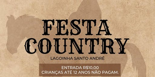 Festa Country Lagoinha