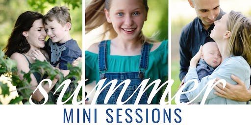 Summer Mini Sessions with Colette Waters Photography