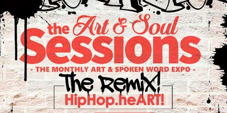 Art N Soul Sessions - (Hip-Hip heART) tickets
