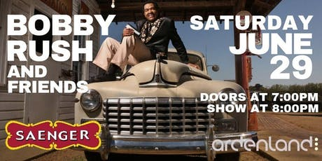 Bobby Rush and Friends tickets
