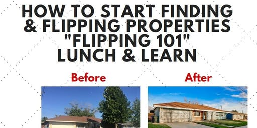 Property FLIPPING 101 Do's and Dont's of Real Estate Investing