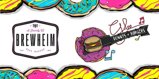 Beer and Donut Pairing at Brewheim Beer Makers