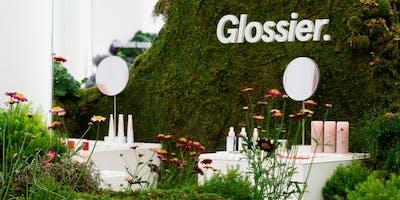 FWWR X GLOSSIER POP UP