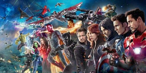 Marvel Cinematic Universe trivia!