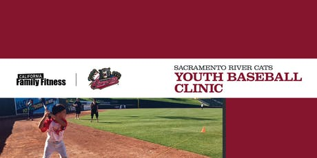 River Cats Baseball Clinic tickets