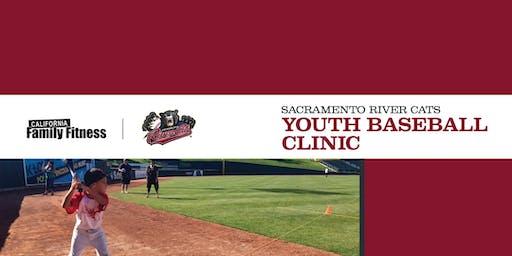 River Cats Baseball Clinic