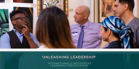 Unleashing Leadership | Internationally Recognized Leadership Program tickets