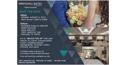 Dallas Rockwall Bridal Open House tickets