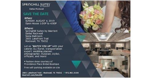 Dallas Rockwall Bridal Open House