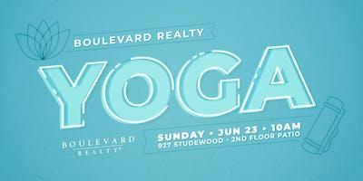Boulevard Yoga Sunday