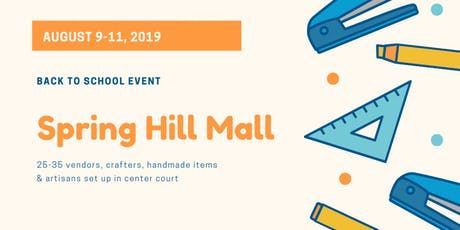 Spring Hill Mall Back to School Show tickets