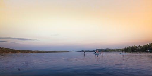 Balade Sous les Étoiles - Lac Brompton