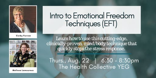 Intro to EFT / Tapping (Emotional Freedom Techniques) In-Person Workshop