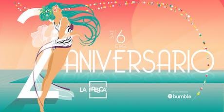 La Fresca 2nd Grand Anniversary @CFG entradas