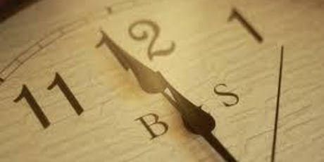 Time Management and Writing: an AWC Workshop tickets
