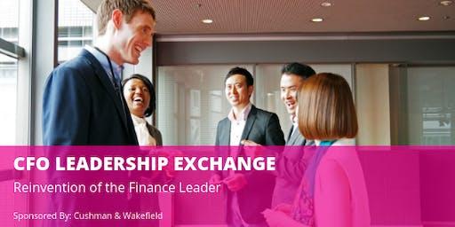 CFO Leadership Exchange: Reinvention of the Finance Leader