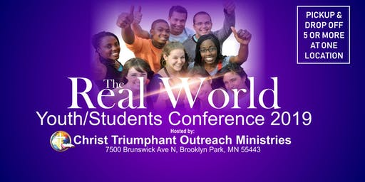 The Real World Youth/Students Conference 2019