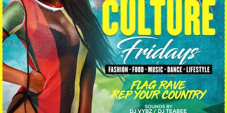 CULTURE:The Hottest Friday Night Experience in DC tickets