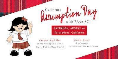 AAAA-SC's Assumption Day Celebration