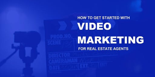 Video Marketing for Realtors - a FREE 3-Clock Hour Course*