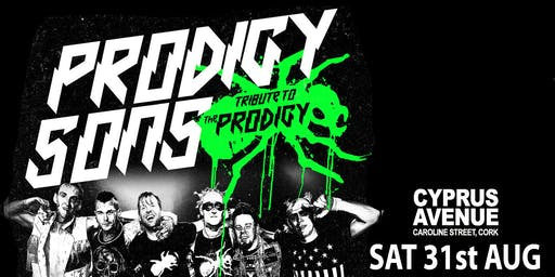 THE PRODIGY Sons  -  CANCELLED