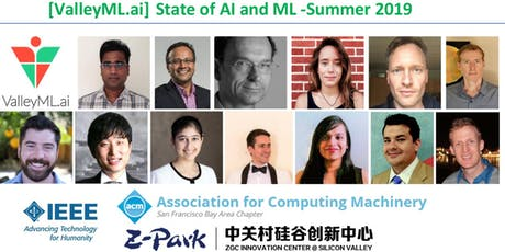 State of AI and ML-Summer 2019 tickets
