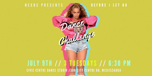 Beyonce Dance Challenge: Dance Classes & Flash Mob