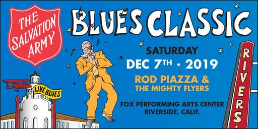 The Salvation Army Christmas Blues Classic