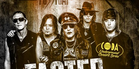 Faster Pussycat with Bang Tango tickets