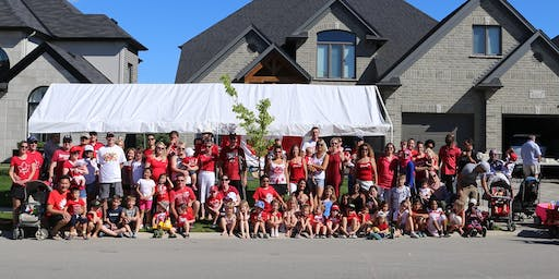 Uplands North Canada Day Party