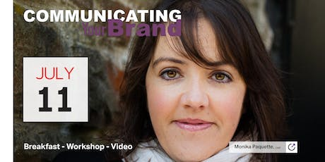 Communicate Your Brand - Differentiate Yourself From the Pack tickets