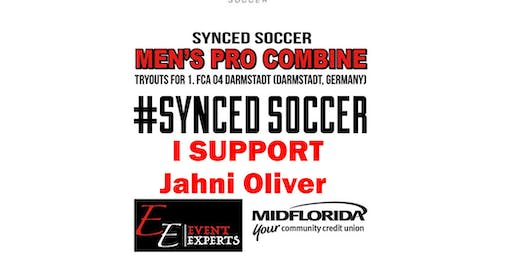 Support Jahni Oliver Trip to Germany