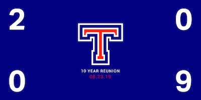 10 Year Tesoro High School Reunion