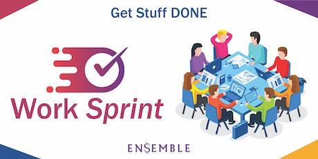 Work Sprint - July 1st tickets