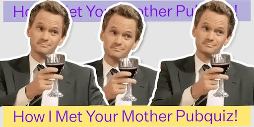 De How I Met Your Mother Quiz Utrecht